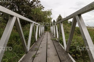 Rural Foot Bridge