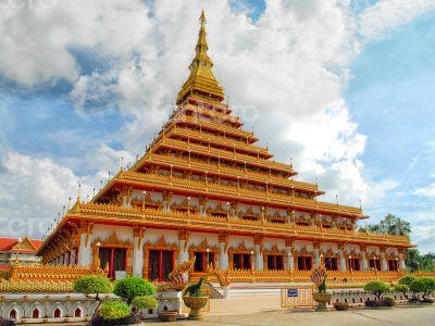 The Nine Story Stupa