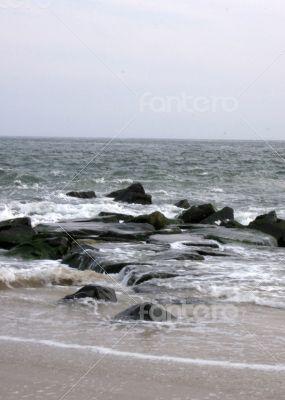 CMLH Beach Rocks