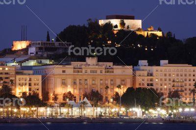 port of cartagena, spain
