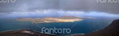 island in Lanzarote, Tenerife