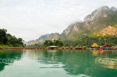 Landscapes resort natural