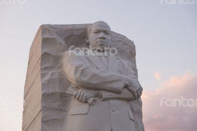 Martin Luther King memorial in Washington D.C.