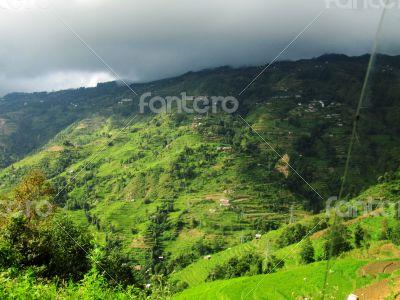 Beautiful land