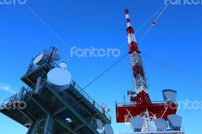 Transmitting antenna