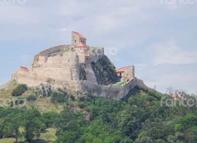 Medieval fortress of Rupea