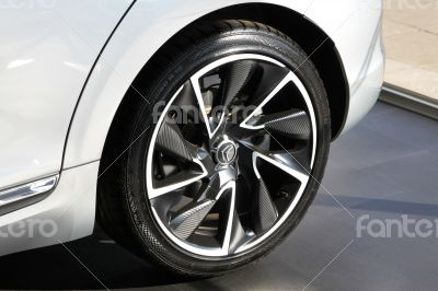 Citroën DS5 Rear Tire