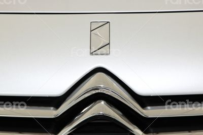Citroën Hood Badge