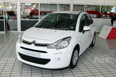 Citroën C3 Exterior