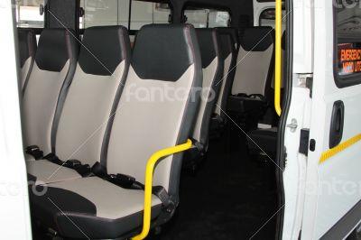 White Citroën RelayCommercial Transport  Van