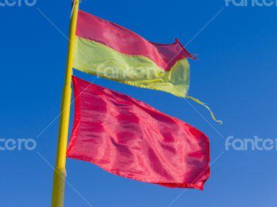 Rescue flag
