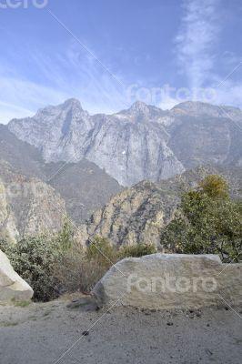 Climbing the Sierra Nevada