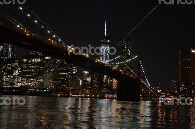 Night sight from Brooklyn
