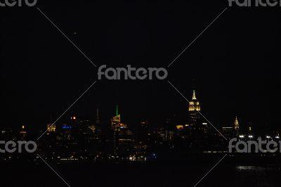Lights of NYC