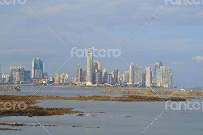 Panama City\'s Skyline