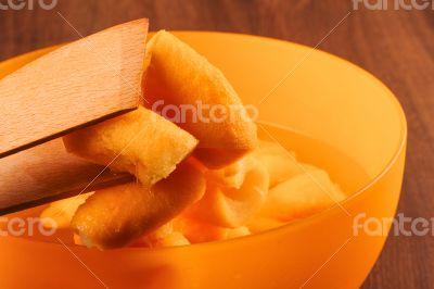 The Seville Orange Jam Part on The Wood