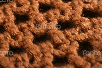 Woolen Brown on the Wood