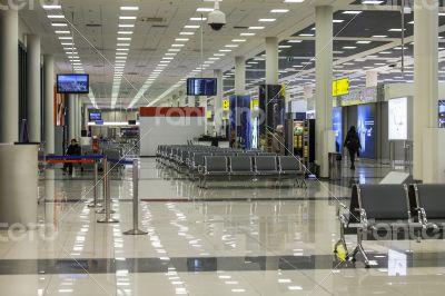 international airport Sheremetyevo