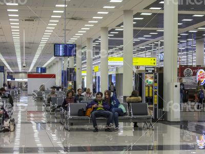 international airport Sheremetyevo