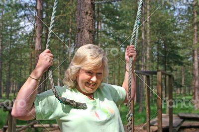 Active Senior Female