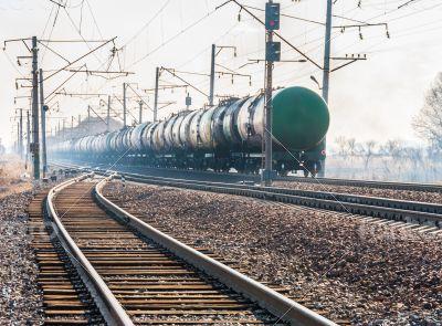 railway tank
