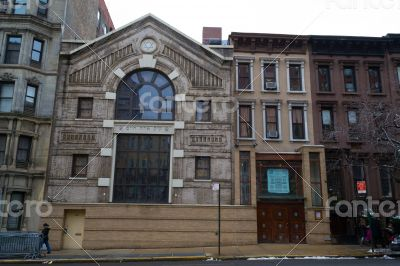 Synagogue in the UES