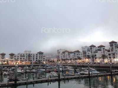 Marina Agadir, cloud