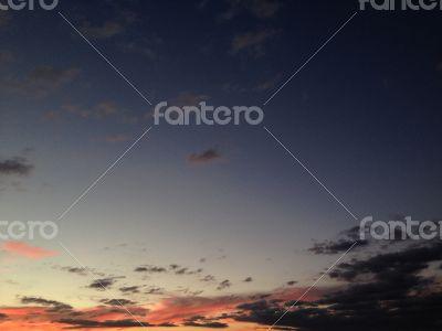 Summer\'s dusk