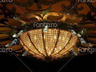 Glass Slipper Light