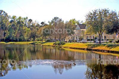 Residential Lake