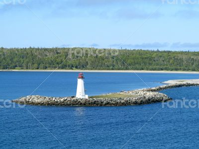 McNabs Island Lighthouse