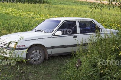 Passenger car