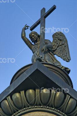 Angel atop the Alexander Column