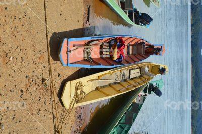 Perahu Panjang (Long Boat)