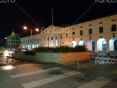 Old General Post Office in Kuching, Sarawak.