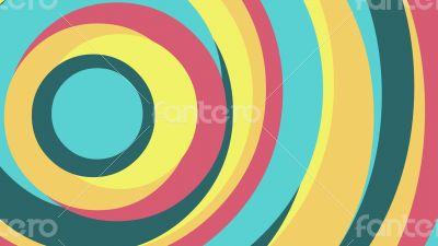circular color motion