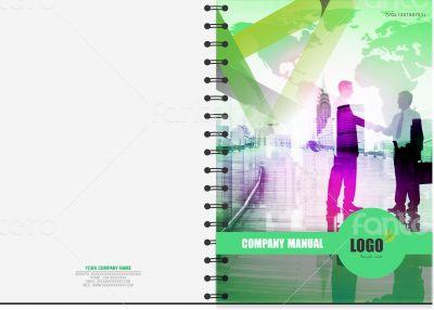 Company Manual Cover