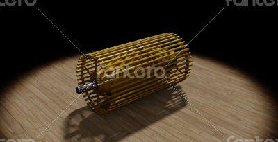 Cage Drum