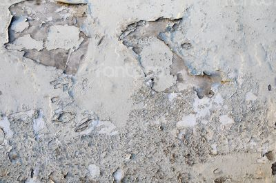 Old wall with cracks background, old wall texture