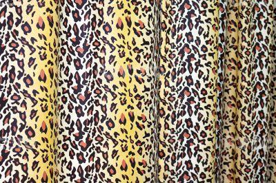 Leopard Texture Background