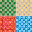 linked squares variation