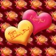 Valentines Day Greeting Heart