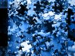 blue puzzle background
