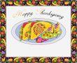 Greeting Card-Thanksgiving