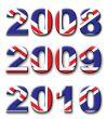 Union Jack years