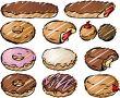 Donut illustration