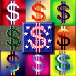 American Dollar sign 2