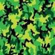 camouflage deep jungle