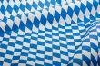 Bavarian rue sample as background