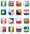 Flag icon set part 9